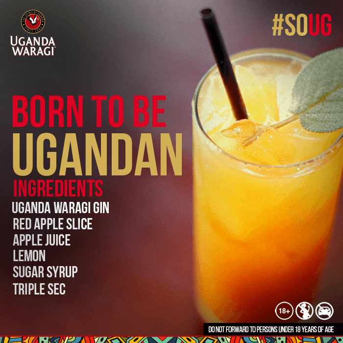 Born To Be Ugandan