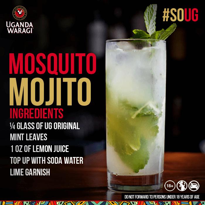 Mosquito Mojito
