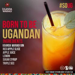 Born To Be Ugandan