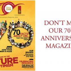 70th Anniversary MAGAZINE