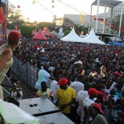 Bell Jamz Fires Up KCCA Festival