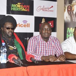 Bell Lager pumps cash in Morgan Heritage Concert