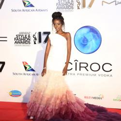 Fashion Takeover as ASFAs Celebrate Africa's Style A-Listers