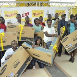 Customers win big in UBL