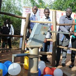 Uganda Breweries Commissions UGX 480M Water Project in Northern Uganda