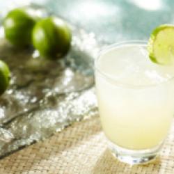 Coconut And Mango Margarita